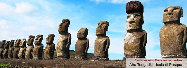 Isola di Paqua: Tour privato di Anakena