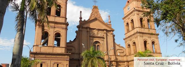 Bolivia Classic Tour: Tour Santa Cruz