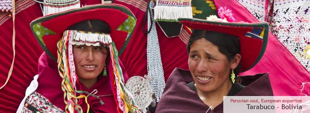 Bolivia Classic Tour: From Santa Cruz to Sucre – Tarabuco market visit