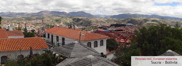Bolivia Tour Classico: Visita di Sucre