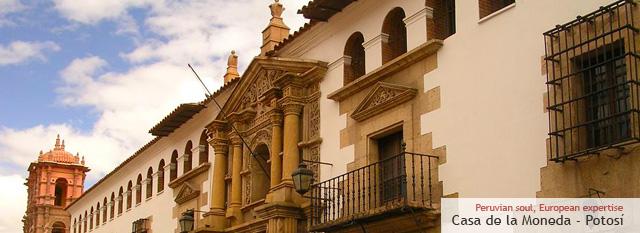 Bolivia Tour Classico: Potosí
