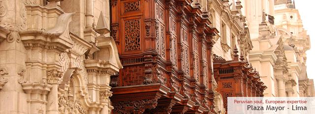Cile Bolivia Peru Tour:Cusco-Lima / Lima City Tour