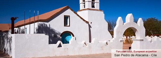 Cile Bolivia Peru Tour: Il deserto di Atacama