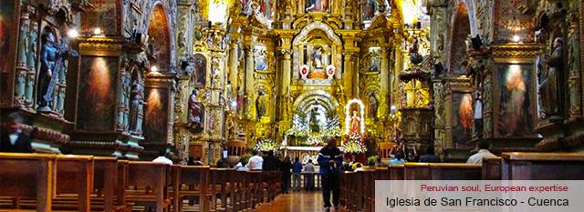 Ecuador Magic: City tour of Cuenca