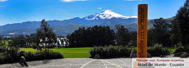 Ecuador Magic:  Le tradizioni ecuadoriane: il Mercato di Otavalo