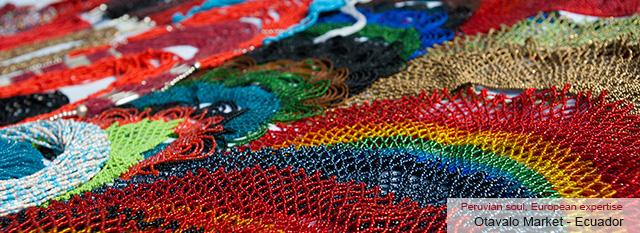Ecuador Magic:  Local traditions of Ecuador: Otavalo Market