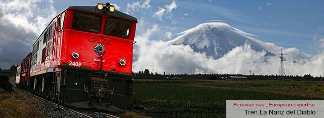 Ecuador Magic: Train ride on the La Nariz del Diablo  – Inca ruins of Ingapirca