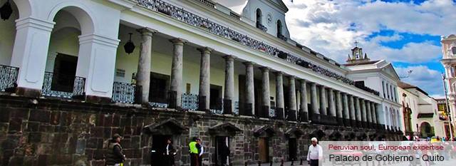 Ecuador Magic: City tour of Quito