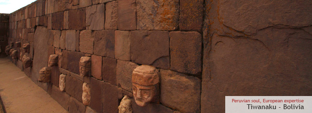 Highlights of Bolivia Tour: An ancient city state: Tiwanaku!