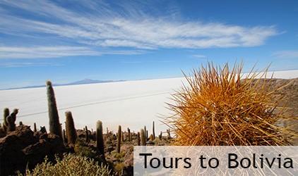 Tours to Bolivia