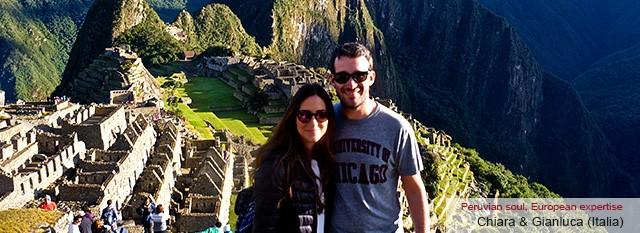 viaggi in perù : Chiara